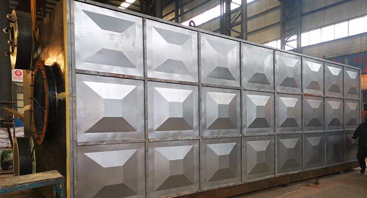 Biomass Steam Boiler, Biomass Fired Steam Boiler With CE