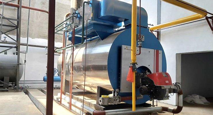 Industrial Gas Boiler, Industrial Gas Fired Steam Boiler