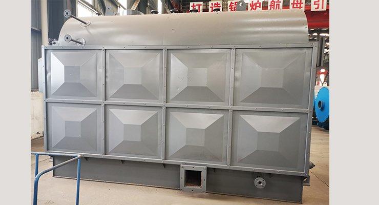 Pellet Fired Boiler, Wood Pellet Steam Boiler 0.1 - 25 ton