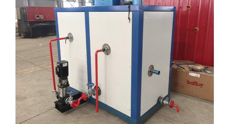 commerical steam boiler