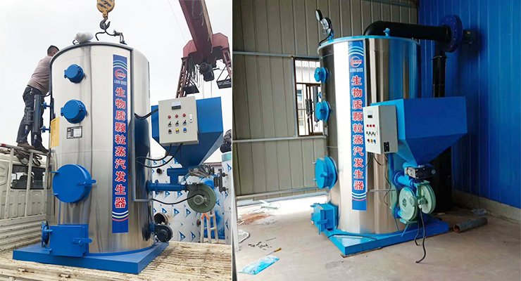 industrial steam generator for Sale