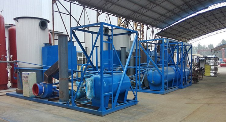 Thermic Fluid Heater Manufacturer - Whole System Supply