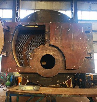 Fire Tube Boiler, 3 Pass Fire Tube Boiler Manufacturer
