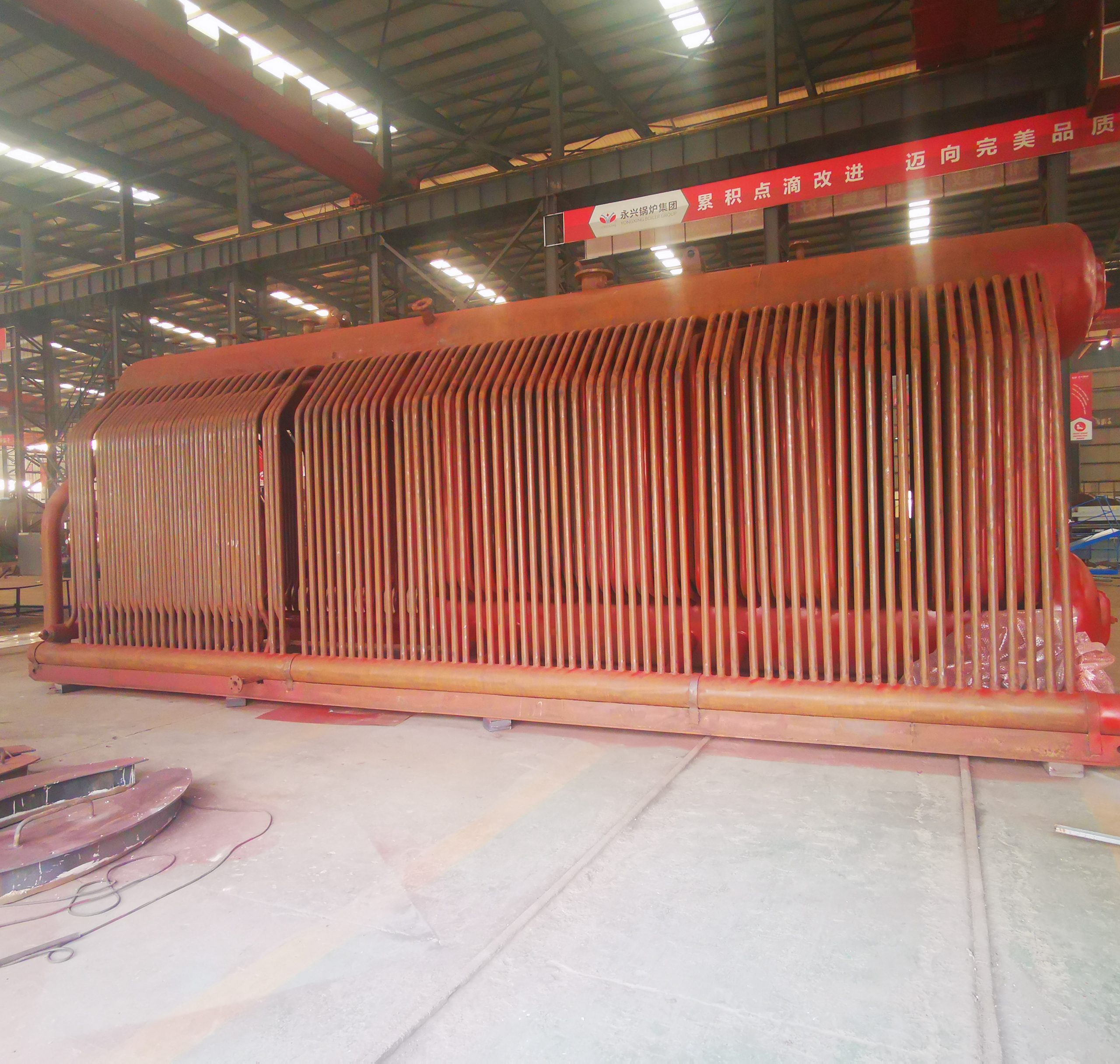 Yongxing Steam boiler Reliable Quality