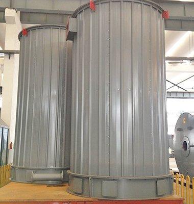 industrial oil heater