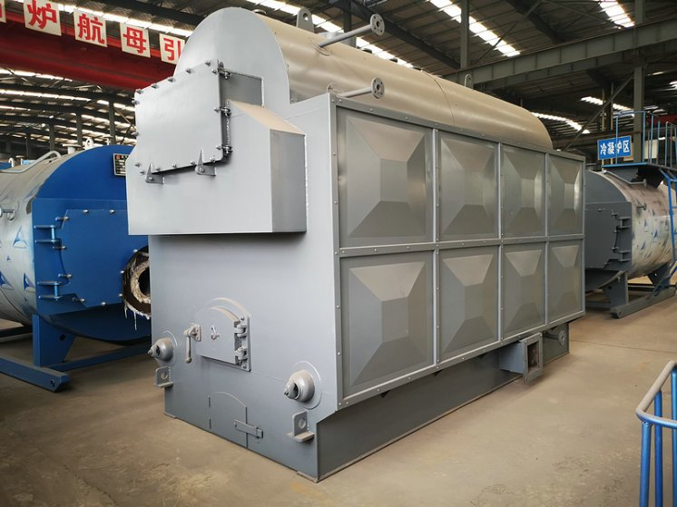 DZH manual type biomass boiler