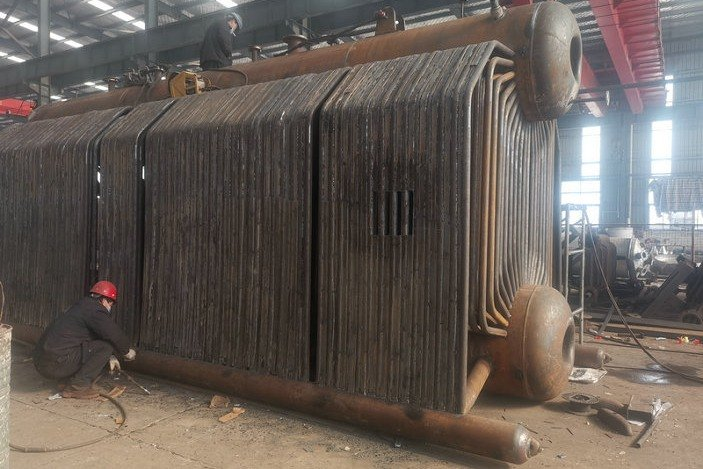 Boiler Drum and furnace