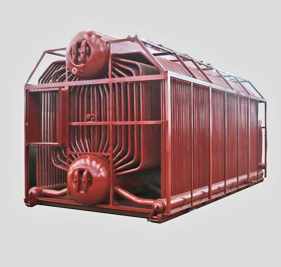 SZL Double Drum Coal Biomass boiler