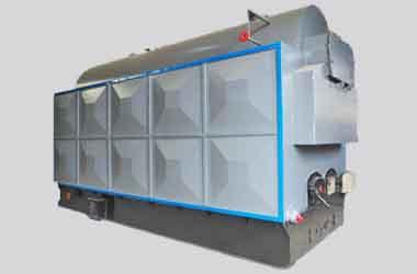 DZH1-0.7/1.25-T Fixed Grate Wood Pellet Steam Boiler