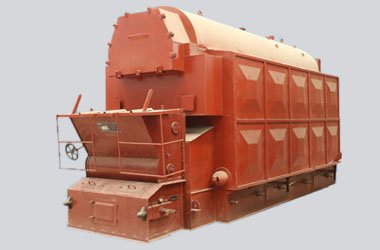 Low Pressure Steam Boiler Equipped Chain Grate