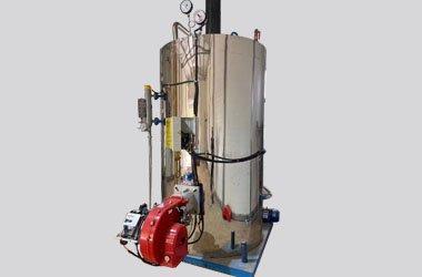 LHS500 kg - 0.7 Steam Boiler