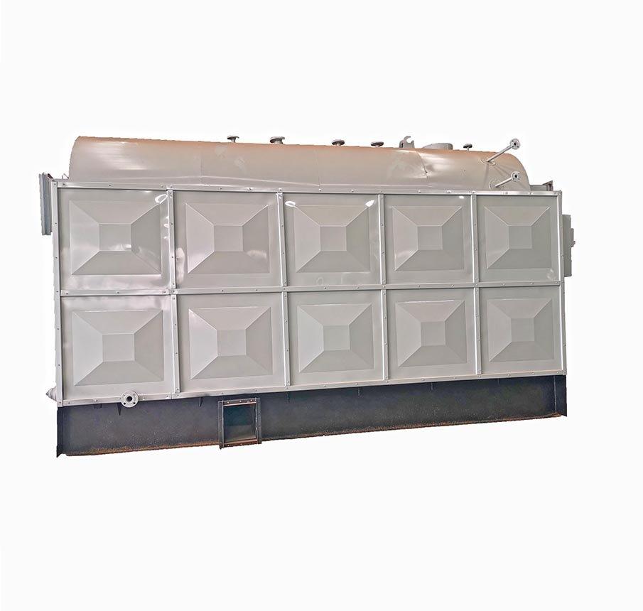 DZH manuel type coal biomass boiler
