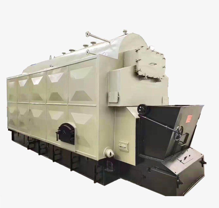 DZL chain grate stoker boiler