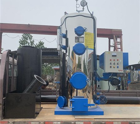 Bean curd bamboo processing 0.3 tons of biomass wood steam generator