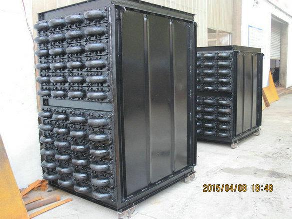 High quality boiler economizer economiser to suit 12ton water tube steam boiler