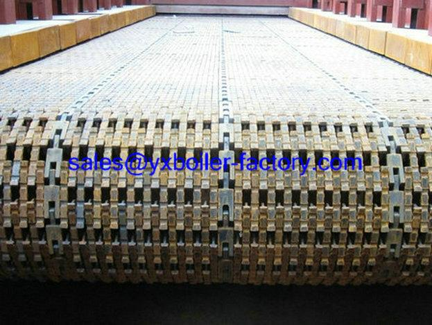 Coal fired DZL boiler furnace chain grate stoker travelling grate 0.5ton to 25ton for boiler factory