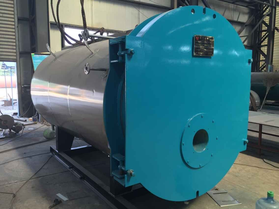 8ton fuel heavy oil diesel gasoline Industrial steam boiler in textile industry printing and dyeing