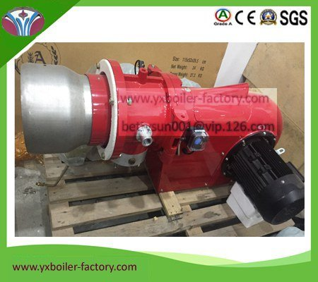 BHG250P gas boiler burner manufactures with high performance combustion systems
