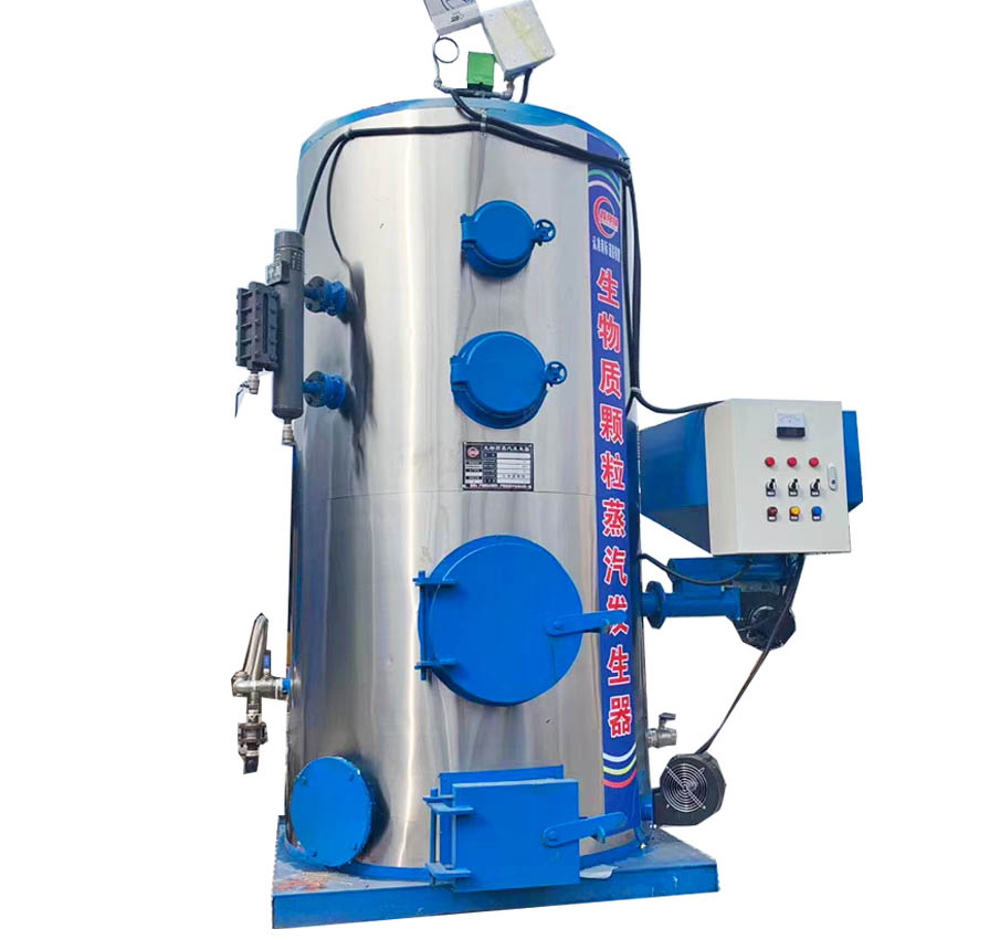 Coal Biomass steam generator 2