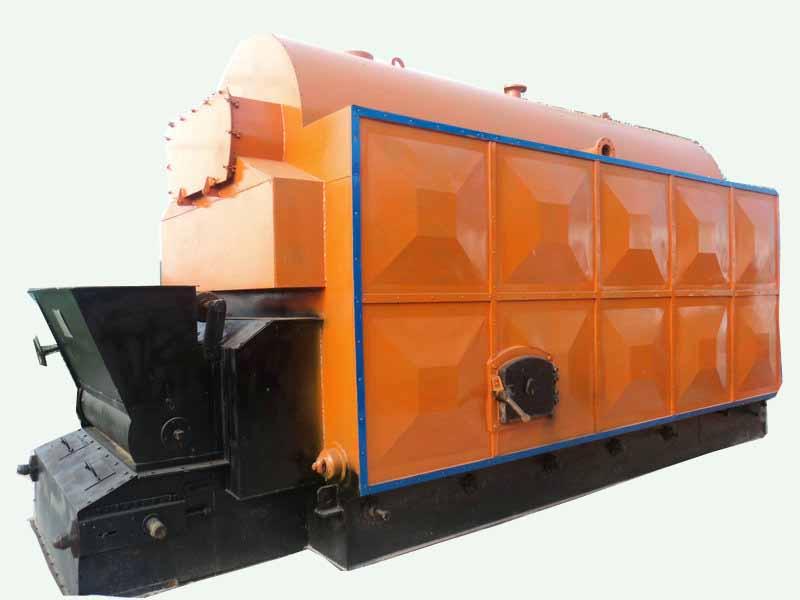 Factory Selling DZL Chain Grate Coal Steam Boiler