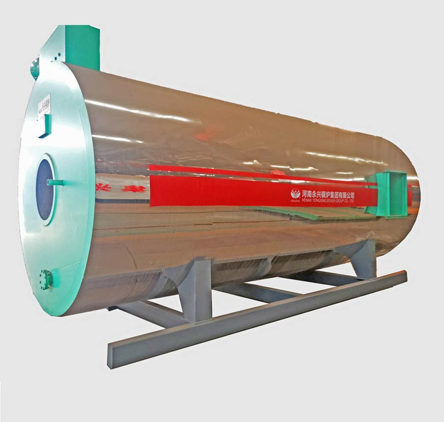 YY(Q)W Oil Gas Fired Thermal Oil Boiler-1