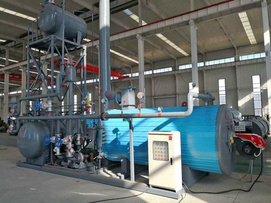 YY(Q)W Oil Gas Fired Thermal Oil Boiler-2