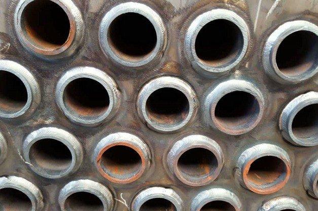 steam boiler tubes welding