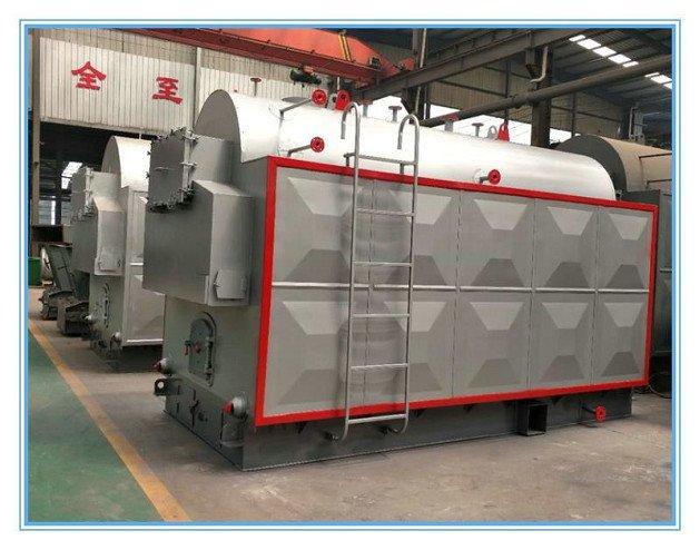 DZH hand fired boiler