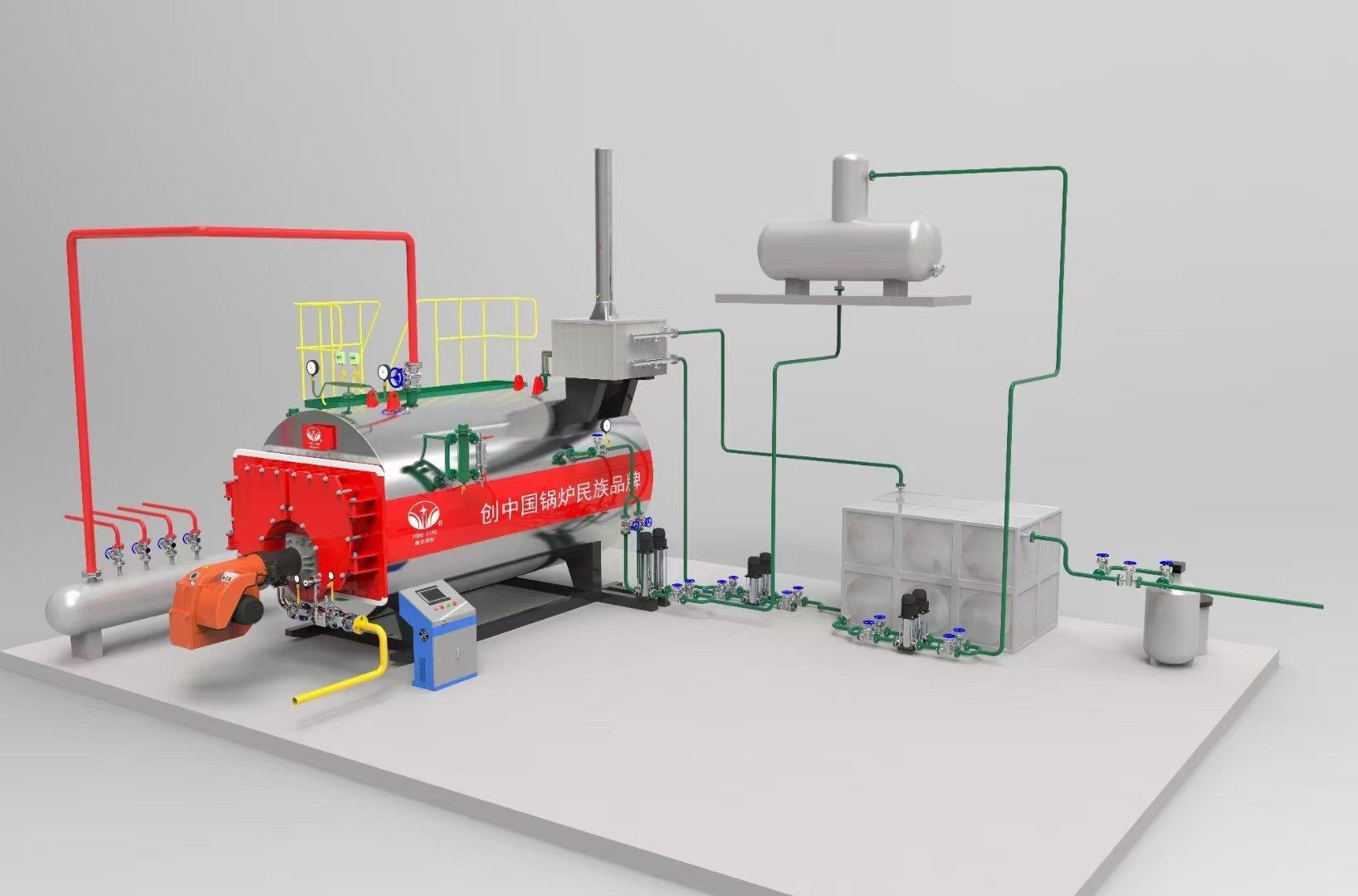 natural gas boilers
