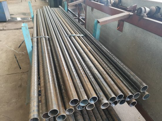wood fired hot water boiler pipes