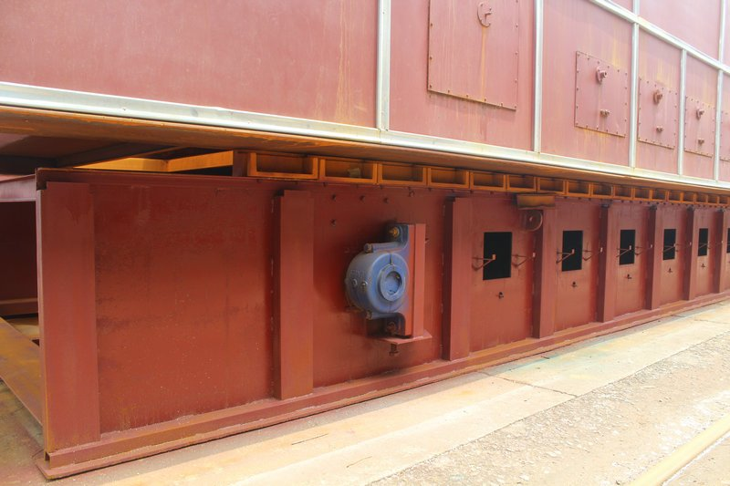 independent air furnace