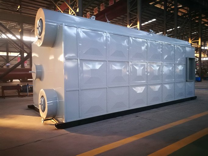 SZS hot water boiler