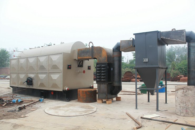 dzh steam boiler system