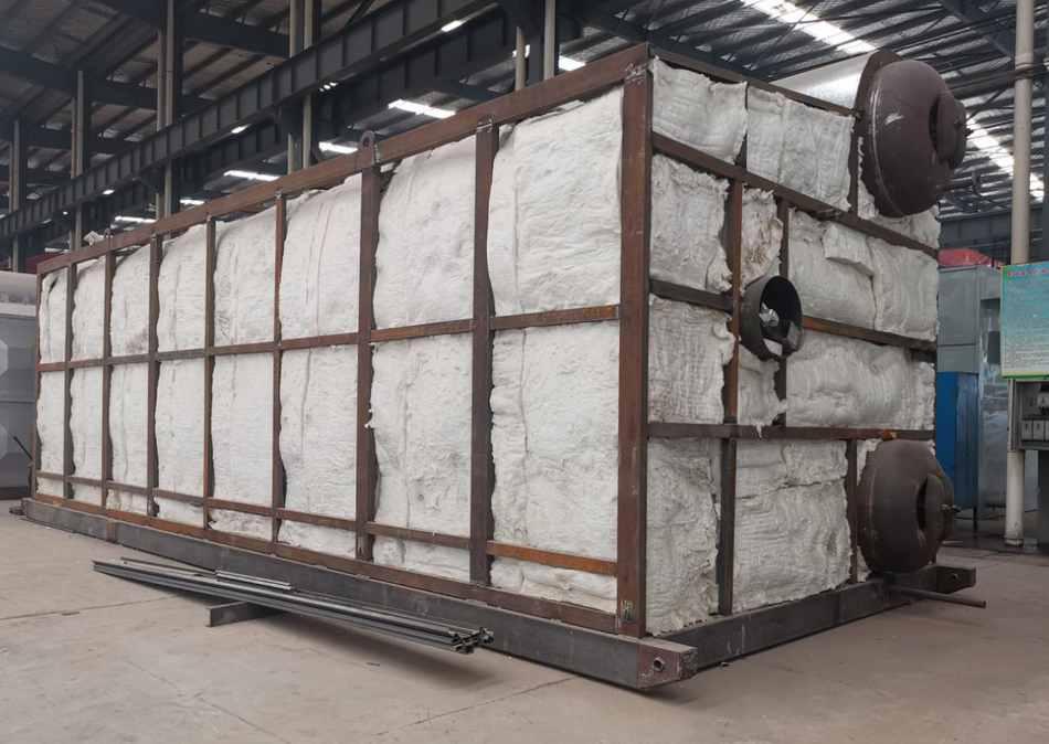 industrial boiler insulation
