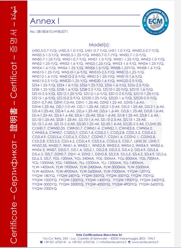 CE certification2