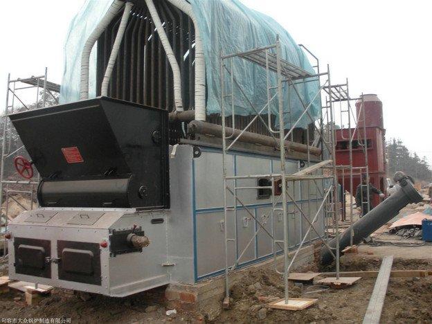 SZL industrial biomass boiler
