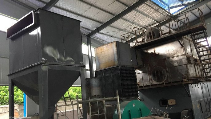 Economizer and boiler auxiliaries