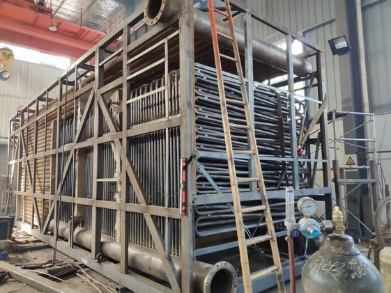 thermal oil heater coils