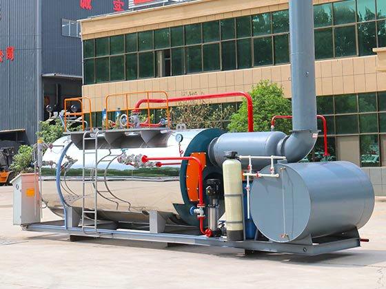 Natural Gas Boiler Parts
