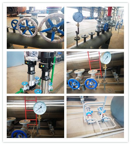 fire tube boiler parts