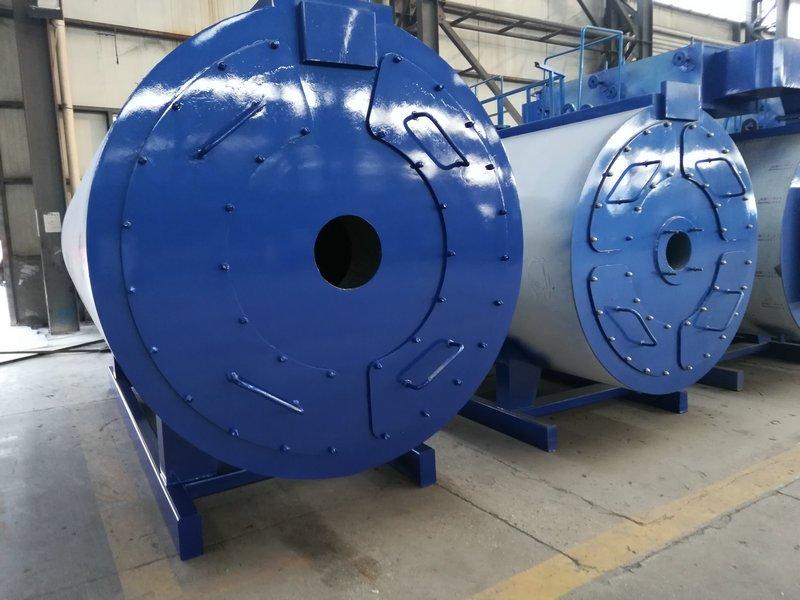 oil fired hot water boiler