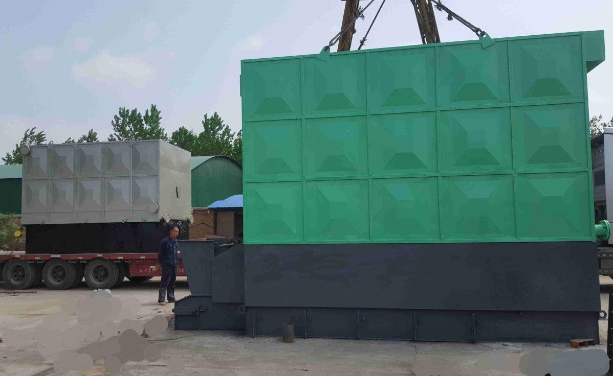 YLW thermal oil boiler