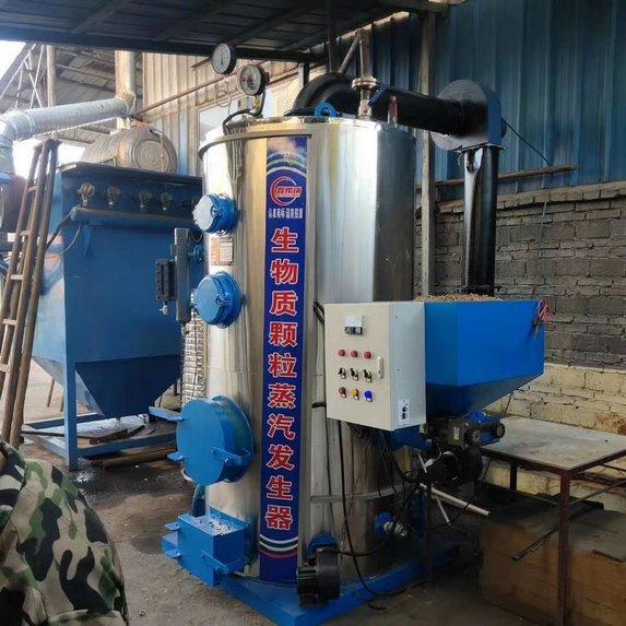 vertical boiler LHG - 1