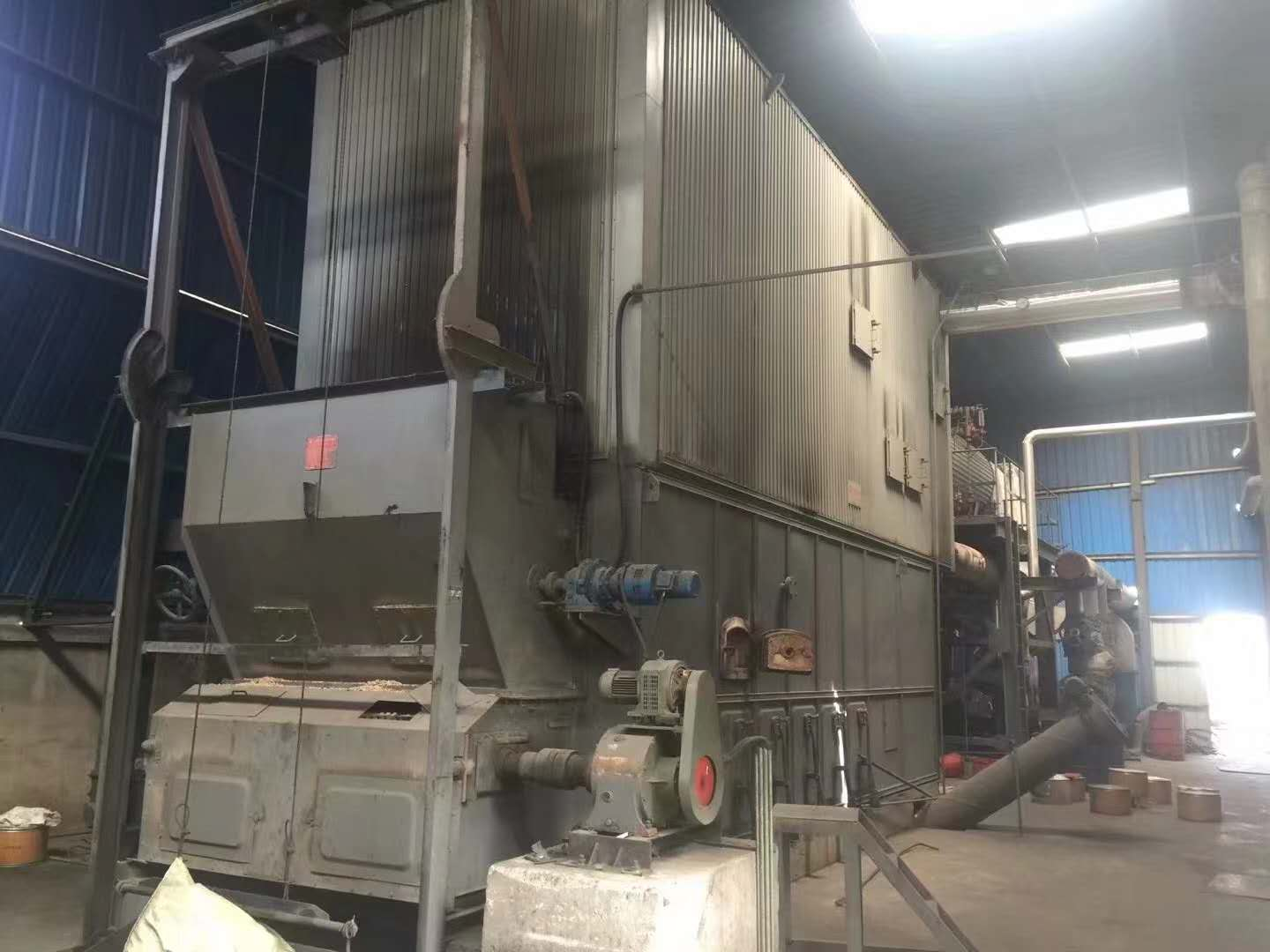 YLW thermal oil heater